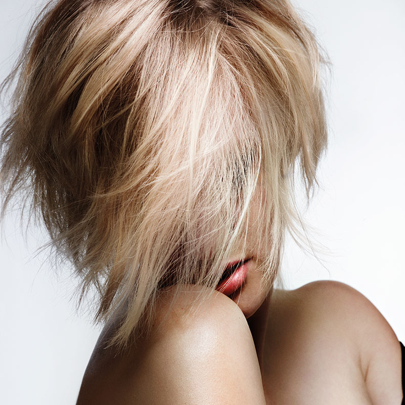 Haute Coiffure Francaise -'Arty' - Collection Automne - Hiver 2014-15